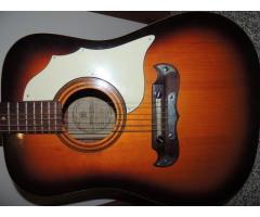 Vintage Framus 12-string guitar