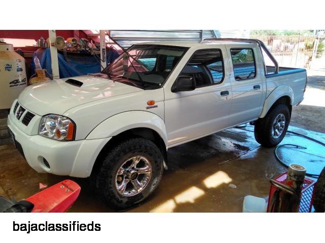 Nissan frontier 2014 Diesel